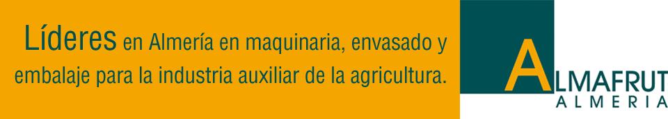 Líderes en envases, embalaje y maquinaria en Almería.